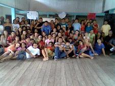 Final de assessoria com comunidades ribeirinhas
