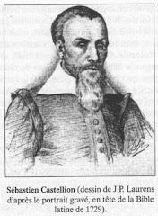 Le théologien Sébastien Castellion