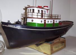 tugboat cheryl ann