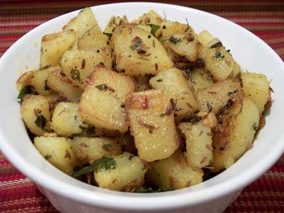 Fenugreek Seeds With Potatoes Recipes — Dishmaps