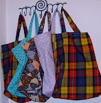 Green Bag Lady Bags