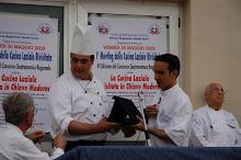 Premiazione Concorso  Culinario Ostia