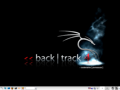 BackTrack 4 su USB pen.