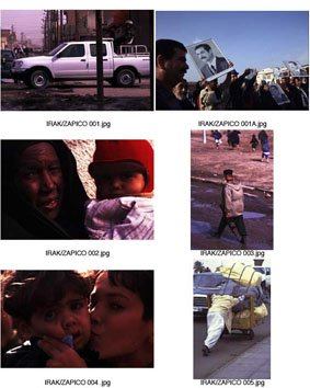REPORTAJES FOTOGRAFICOS:IRAK