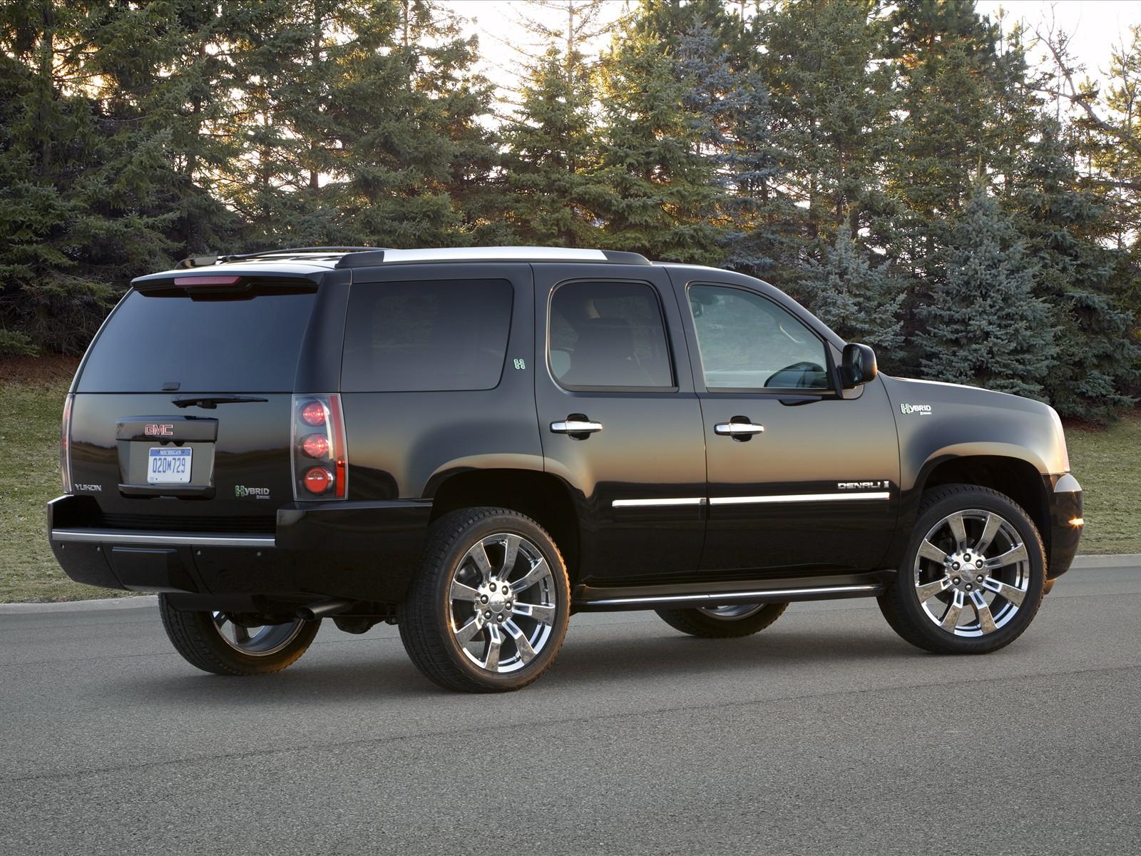 2009 Yukon Denali Hybrid