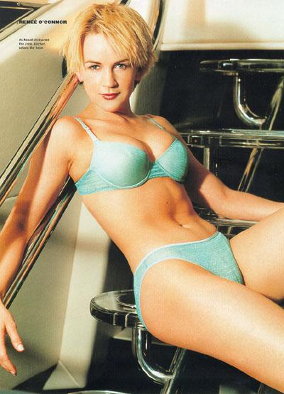 Renée O Connor Hot