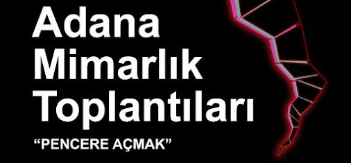 Adana Mimarlık Toplantıları