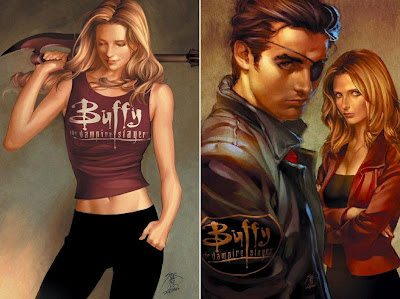 Buffy Covers Uncovered