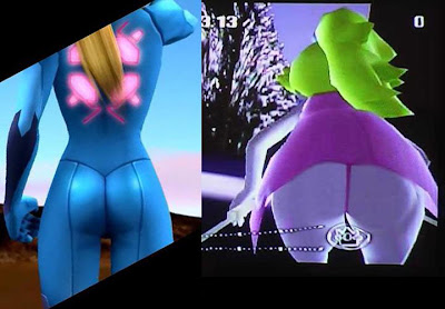 samus without her suit