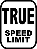 TRUE SPEED LIMIT