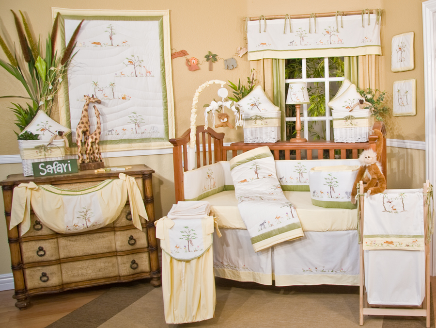 Rainforest Themed Crib Bedding Amazing Bedroom Living Room