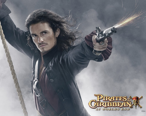Will Turner From Pirates of the Caribbean