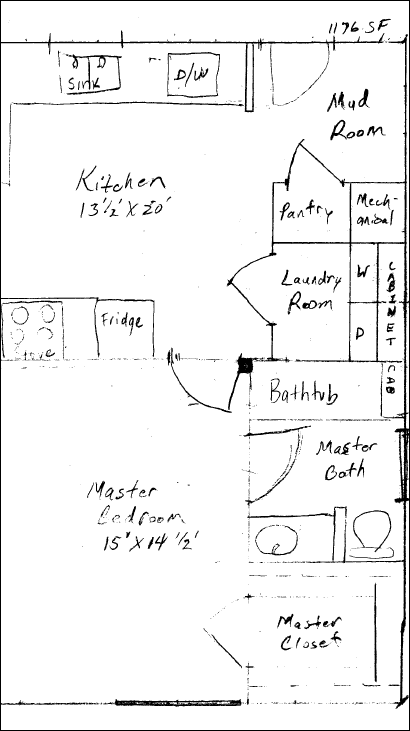 How To Convert As Built Plans Cad Tips 1 Rough Sketches
