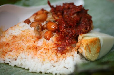 Essay about nasi lemak