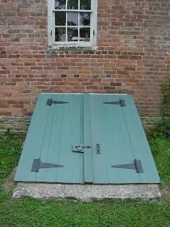 This Old Crack House Bulk Head Doors