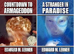 <b>ARMAGEDDON / PARADISE -- two books in one</b>
