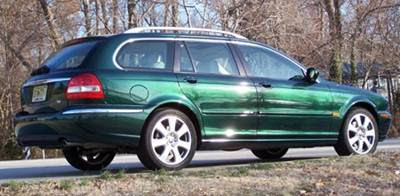 jaguar x type wagon daily car reviews. Black Bedroom Furniture Sets. Home Design Ideas