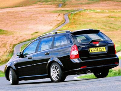 The Chevrolet Lacetti Wagon | Luxury Sports Car Photos