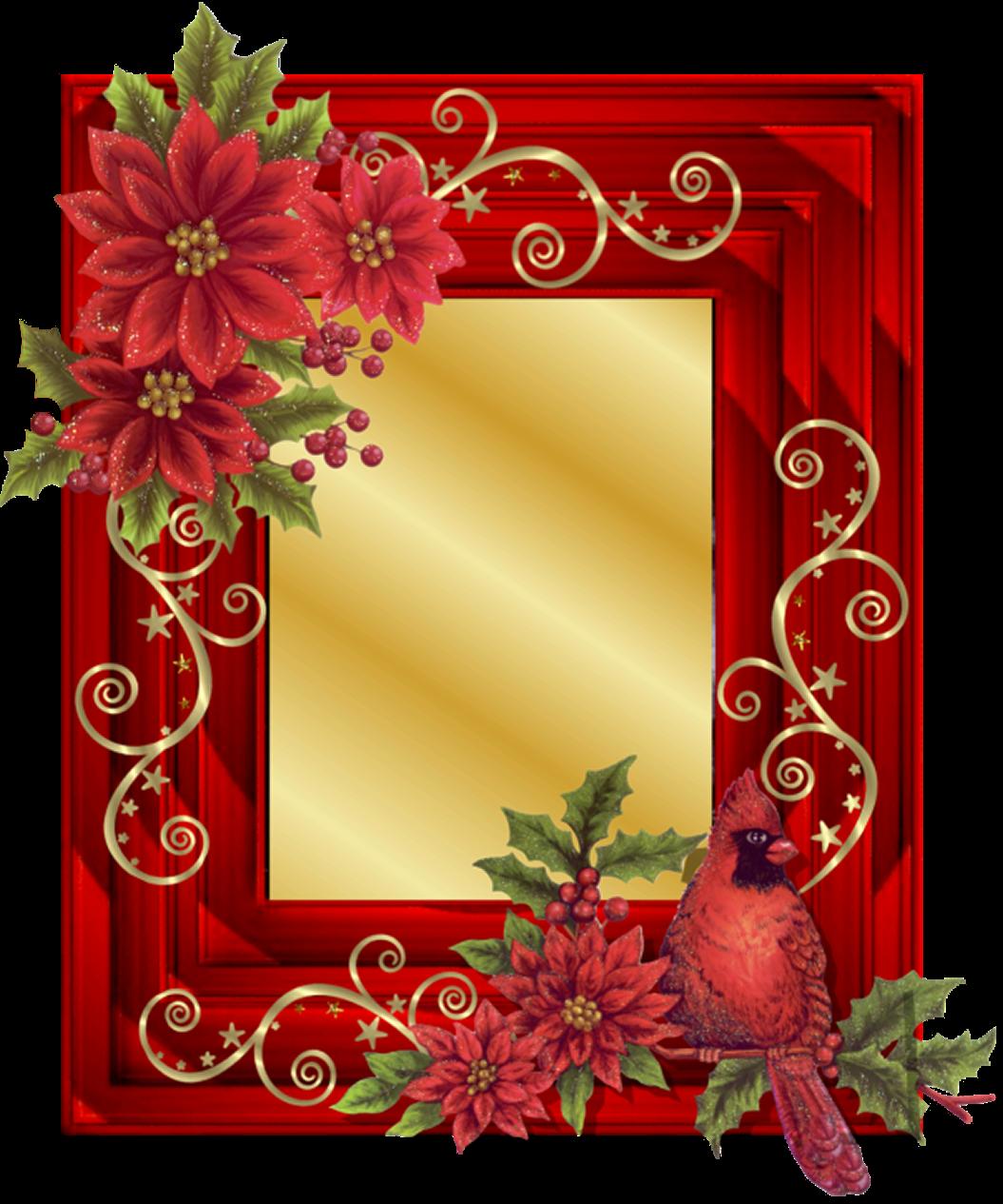 Creative Elegance Designs: Vintage Christmas Frame For You