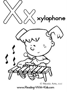 Music Matters: X is for Xylophone
