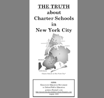 GEM's brochure on Charter Schools