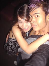 me n my bestfriend,azril at Ruums