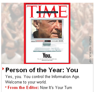 masquerade being time person of the year 2006