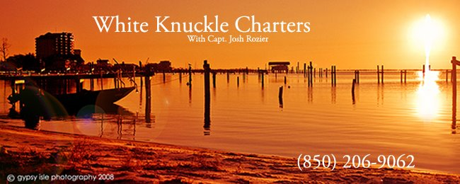 Pensacola Inshore Fishing Reports from Capt. Josh Rozier of White Knuckle Inshore Charters
