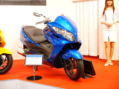 2008 tokyo motorcycle show