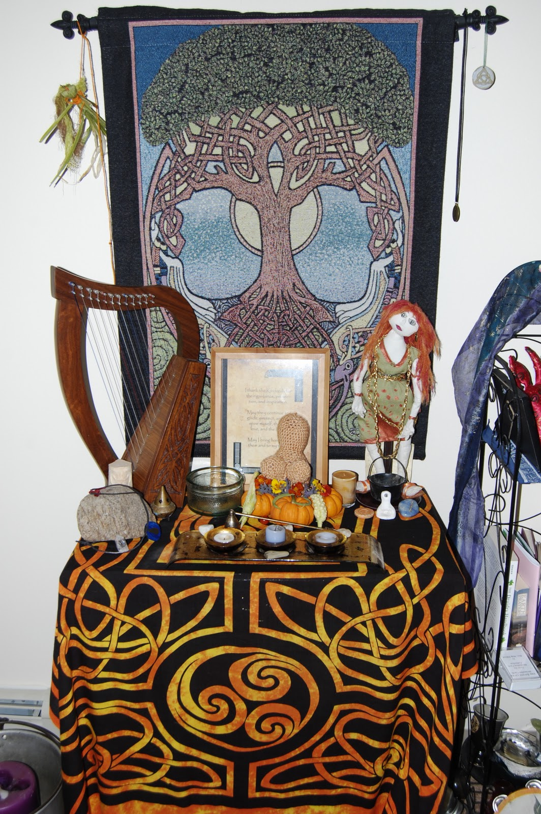 The Ditzy Druid My Autumn Equinox Part One