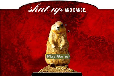 Gopher Hunting Game - Click here