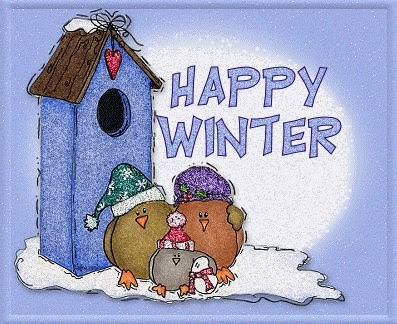 Happy Winter!