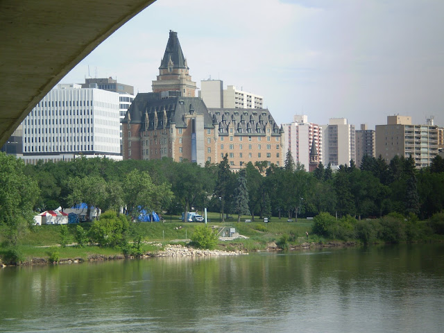 Delta Bessborough under The Broadway Bridge - photo credit Jack