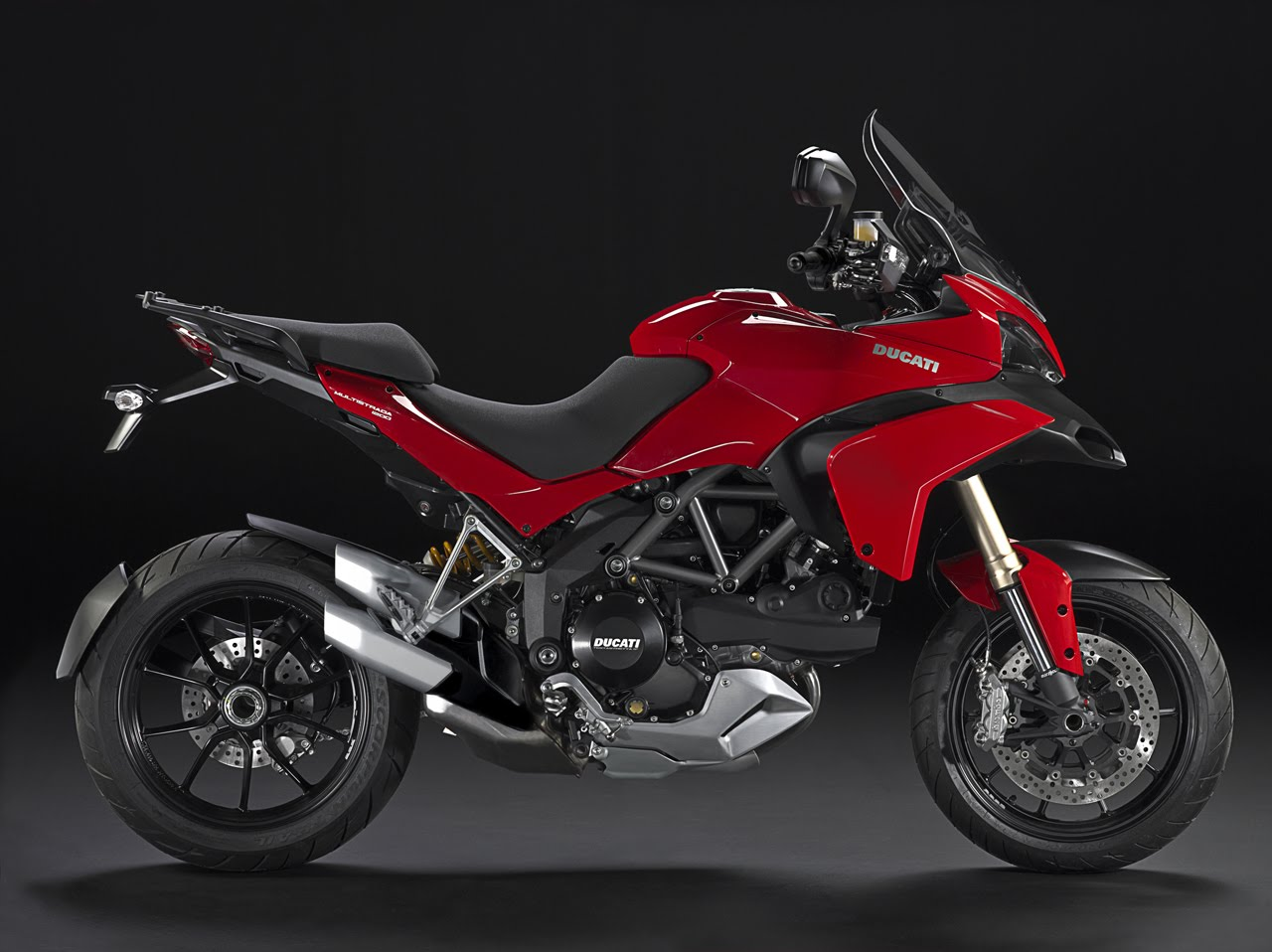 Extreme Motorcycles: NEW 2010 DUCATI MULTISTRADA 1200