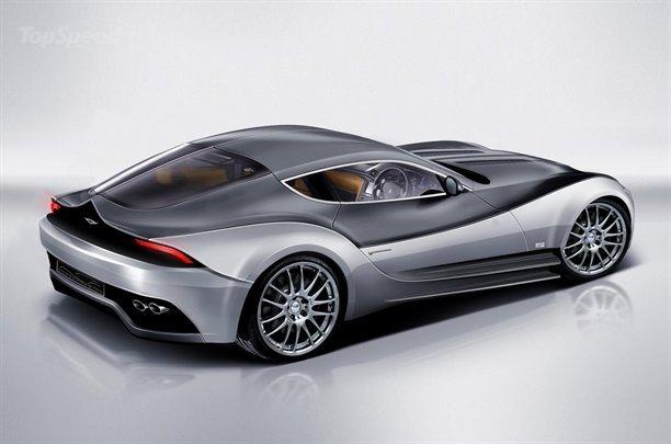 2012 New Morgan Eva GT Luxury Car