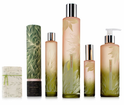Design Muse Blog: Coco Monoi Beauty Packaging by Duffy & Partners :  beauty muse packaging monoi
