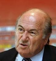 Dictator Sepp Blatter