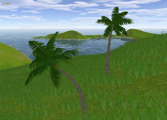3d Landscape Rendering With Texture Splatting Nostatic Software Dev Blog