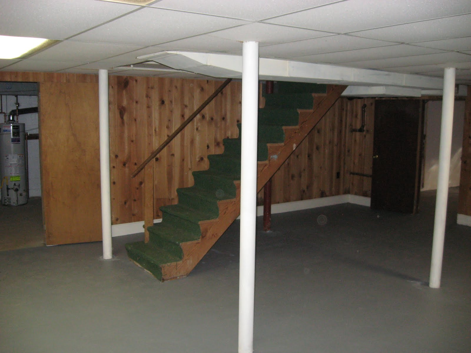 creepy basement bedroom. Before Pics The  Scary Basement 324 Knolltop Lane
