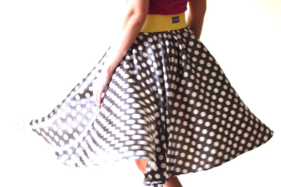 0ab51f95030 Circle Skirt – MADE EVERYDAY