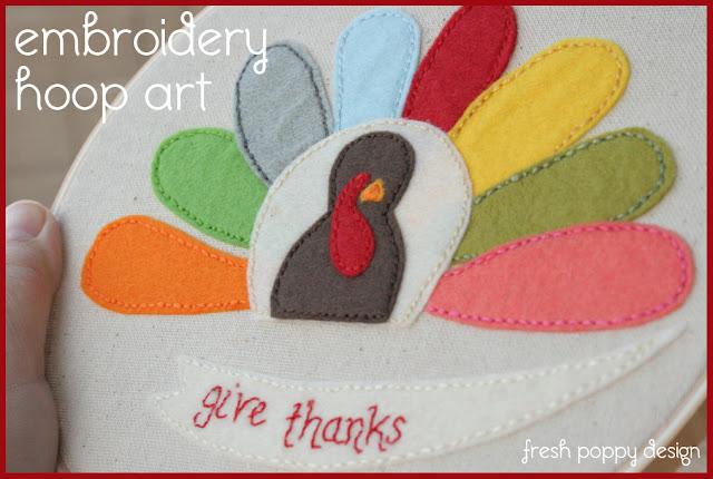 Fresh Poppy Design Quilt Patterns A Turkey Tutorial