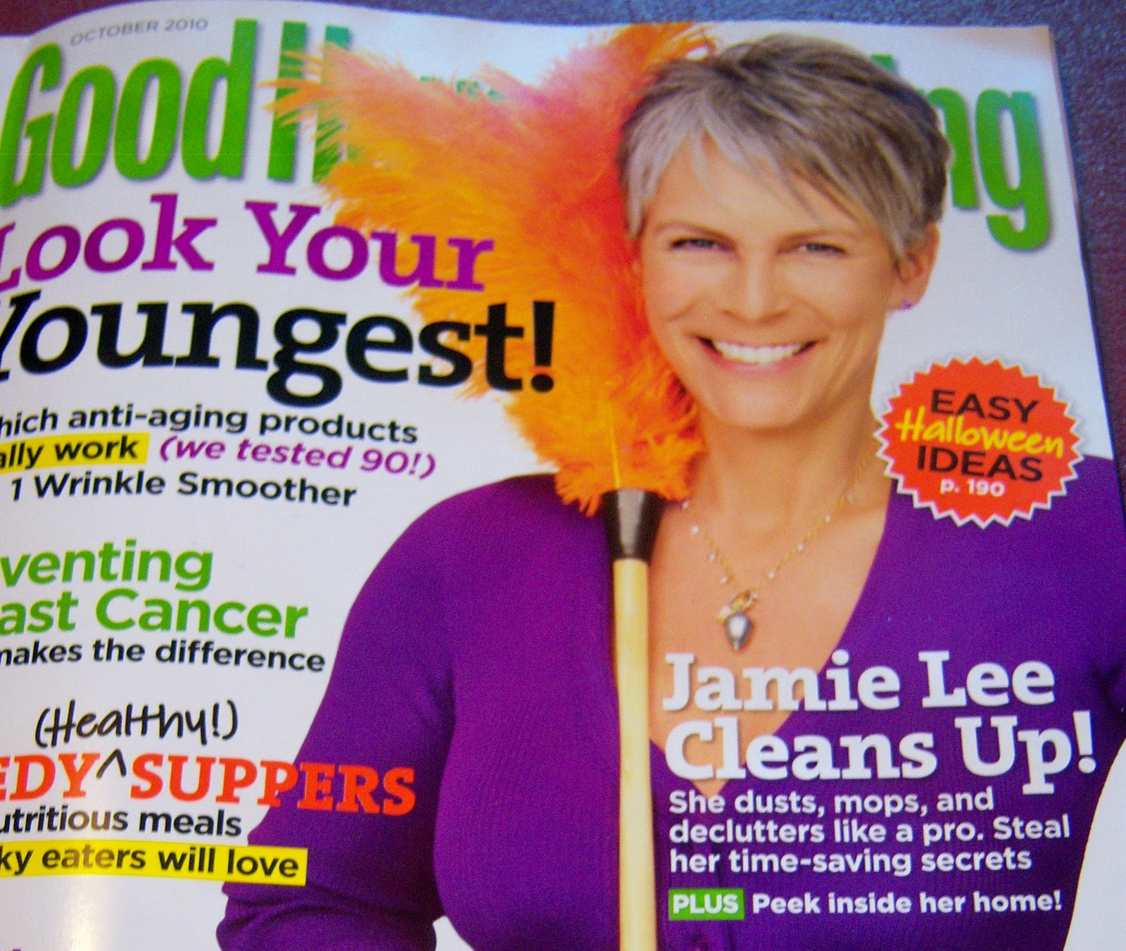 Good Housekeeping: Plant City Lady And Friends: 2010