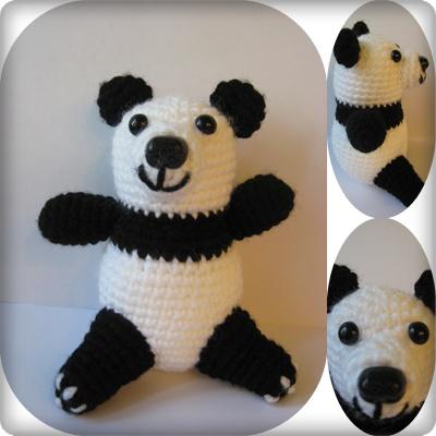 Ayı Teddy Yapımı Amigurumi - #1 (Crochet Amigurumi Teddy Bear) - YouTube | 400x400