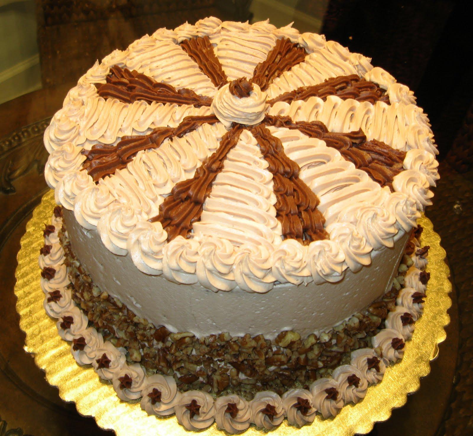 Масляный торт своими руками пошаговое фото