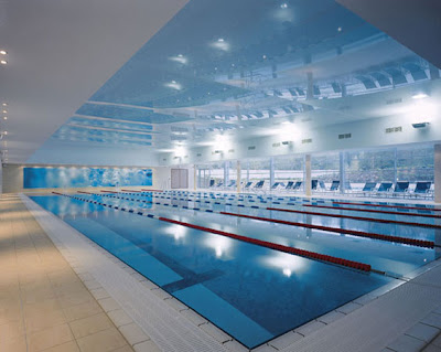 David Lloyd piscine bruxelles