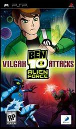 مكتبه العاب متجدده كل يوم20 لعبه PSP   flash Ben 10 Alien Force Vilgax Attacks.jpg
