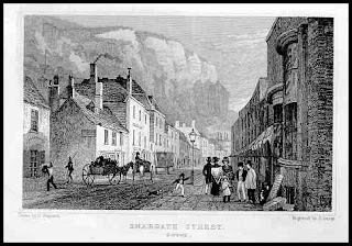 Snargate Street, Dover Early 1800s