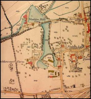 Waddon Lodge 1868