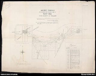 Map of Amherst 1855