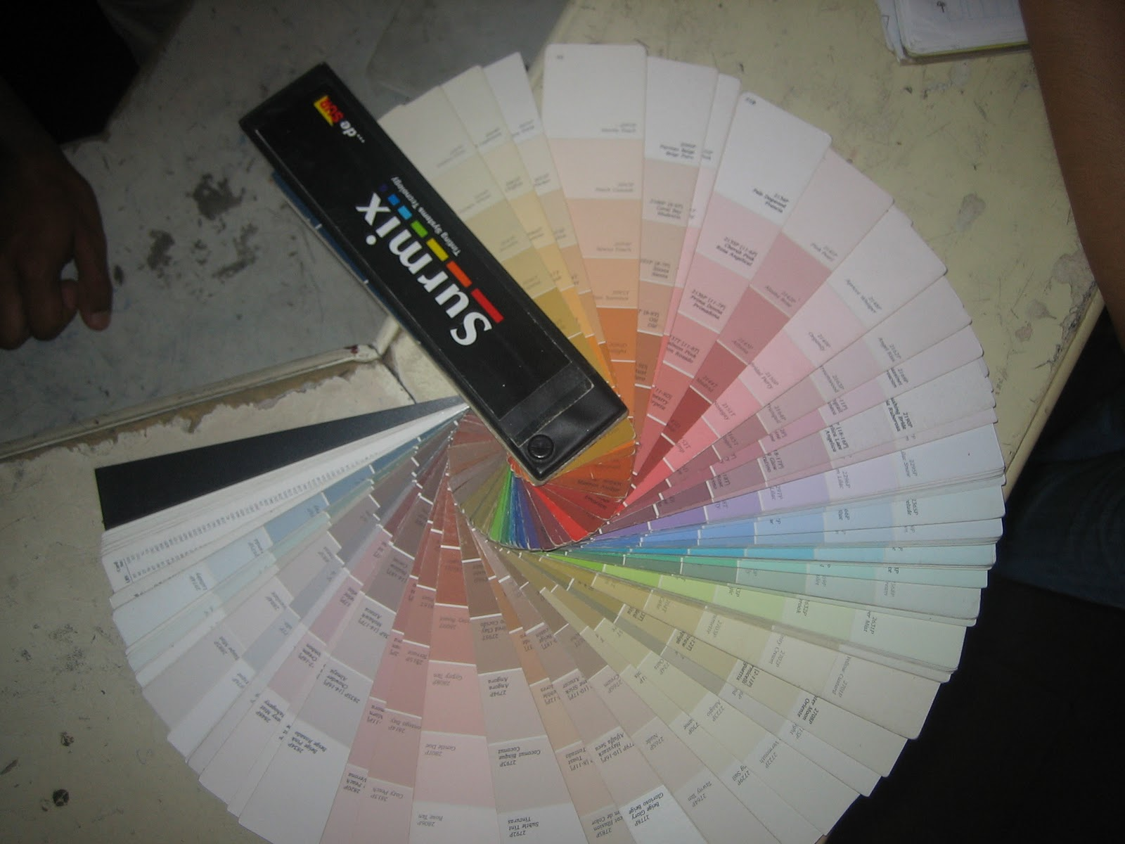 Ericka Alfaro Colores